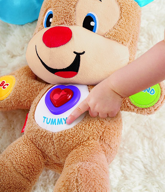 Fisher-Price_Laugh & Learn Smart Stages Puppy_English_AED 249
