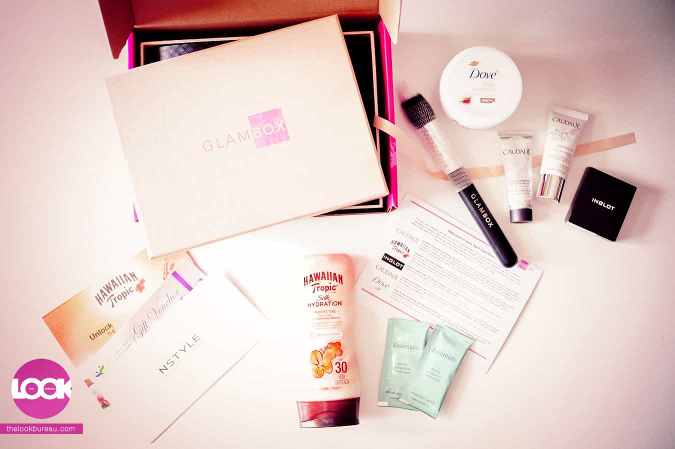 A Look Inside The April Glam Box