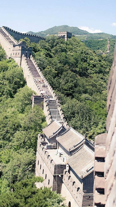 The Great Wall | Beijing, China – Photo Log