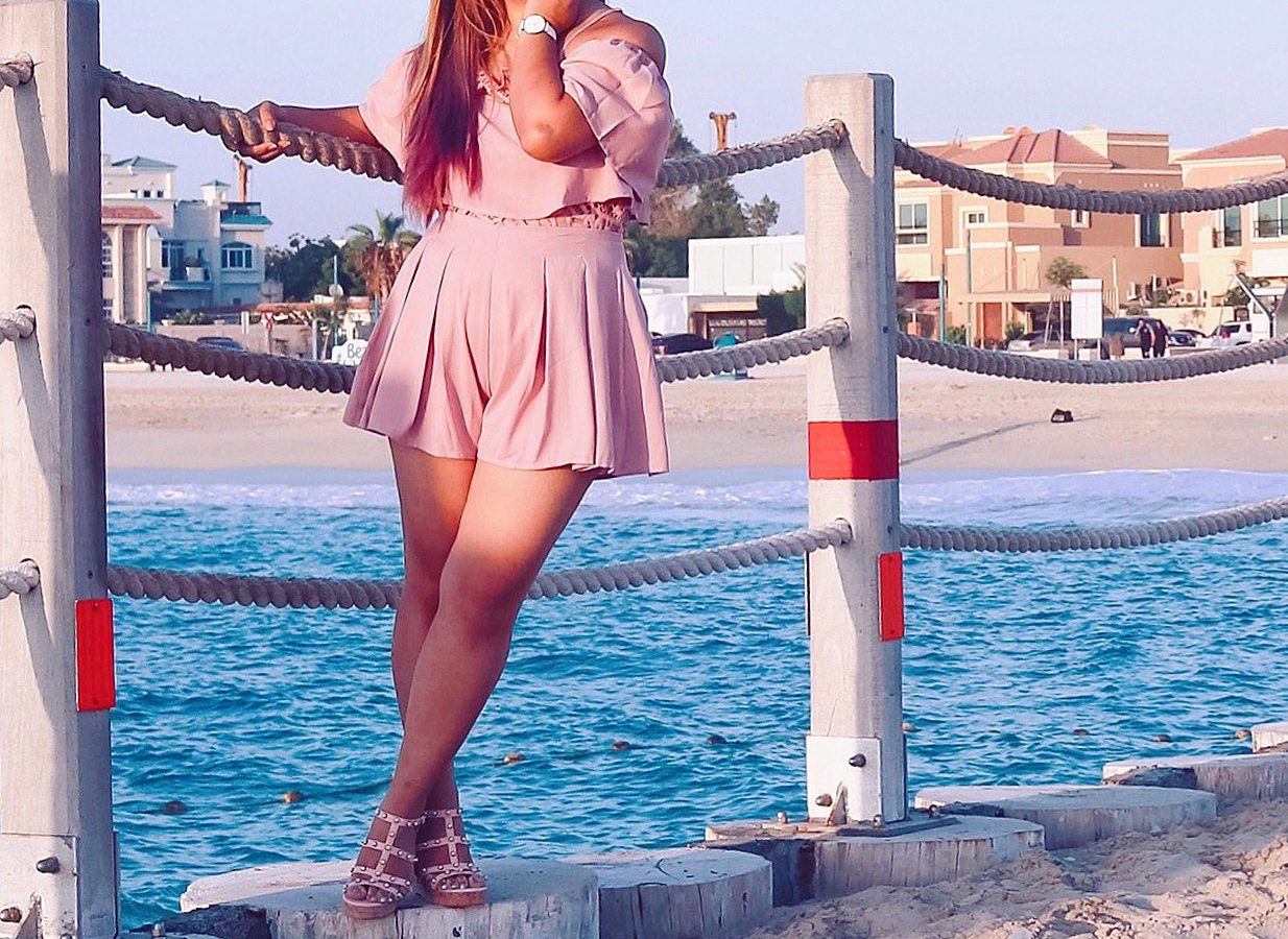 Blushing Playsuits | The Look Bureau x Shein