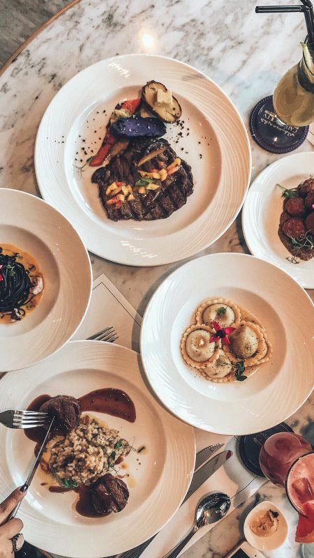 Gourmet meets Gatsby At Cafe Society Dubai