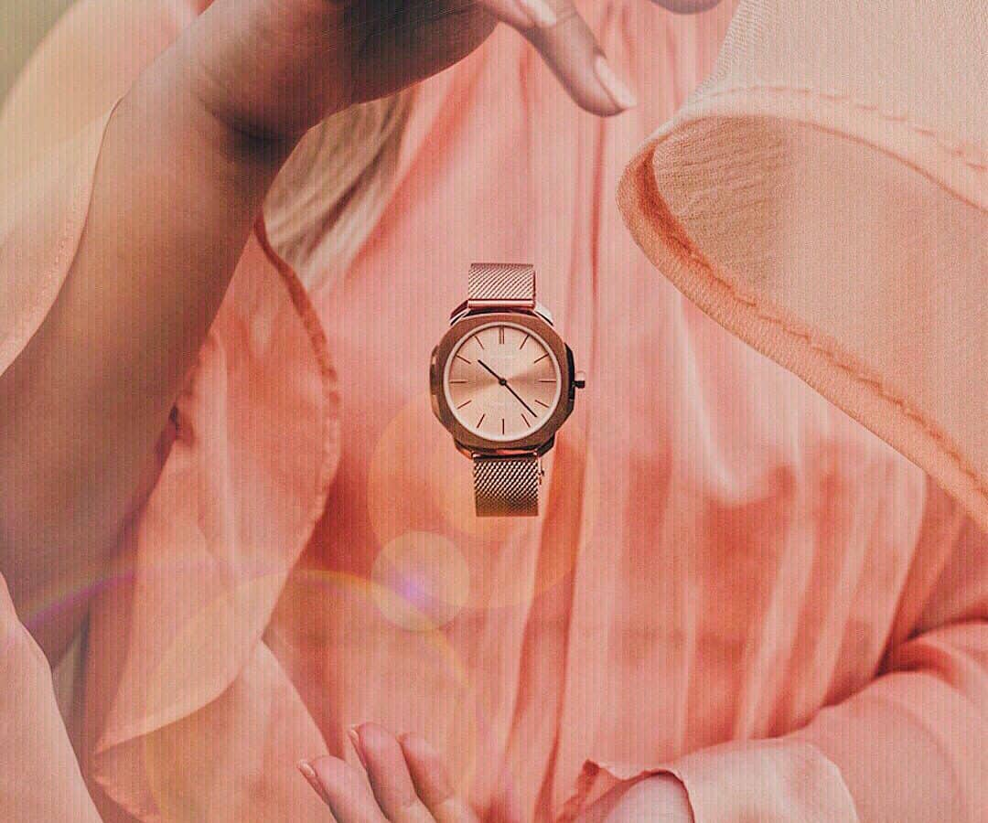 Rose Gold | D1 Milano x The Look Bureau