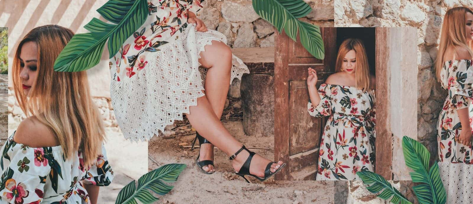 Summer Blooms | Elabelz x The Look Bureau