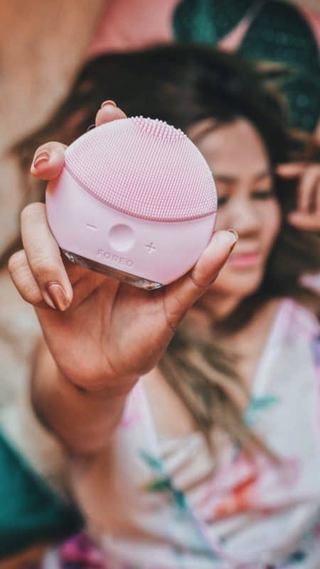 The Foreo Luna Beauty Technology