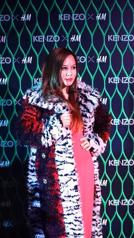 Kenzo x H&M | Press Preview