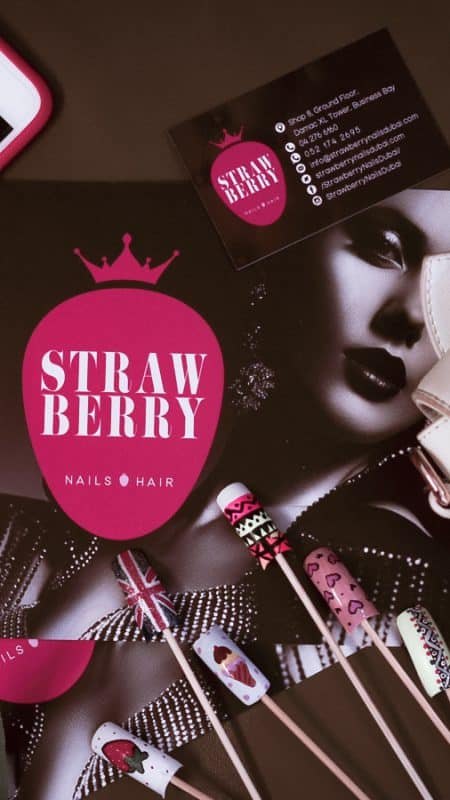 Beauty At Your Fingertips: Win With Strawberry Nails Salon