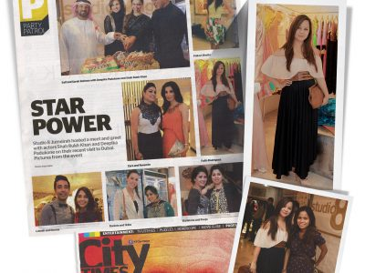 In The Press: Chennai Express Promotional Event At Studio 8