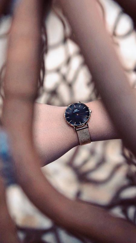 The Classic Petite | The Look Bureau x Daniel Wellington