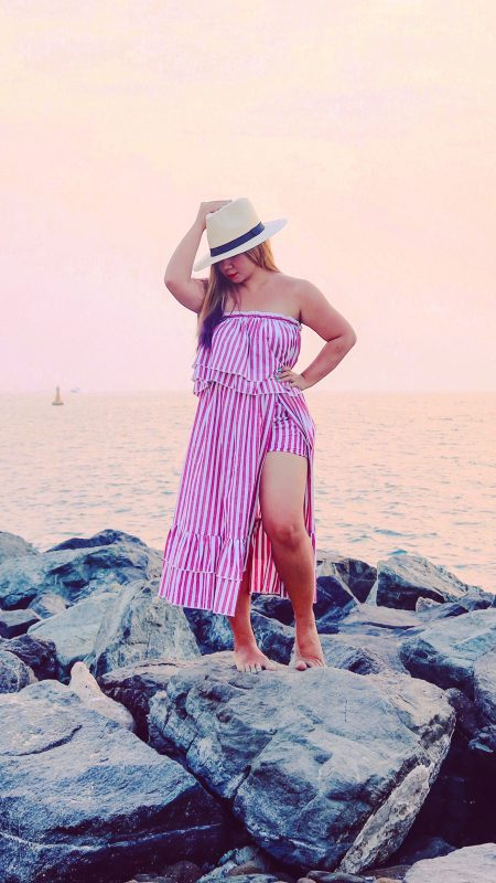 Stripes In Summer | The Look Bureau x Shein