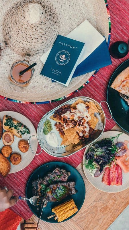 Latin American Brunch At Vida Downtown